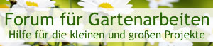 Gartenarbeit