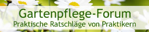 Gartenpflege